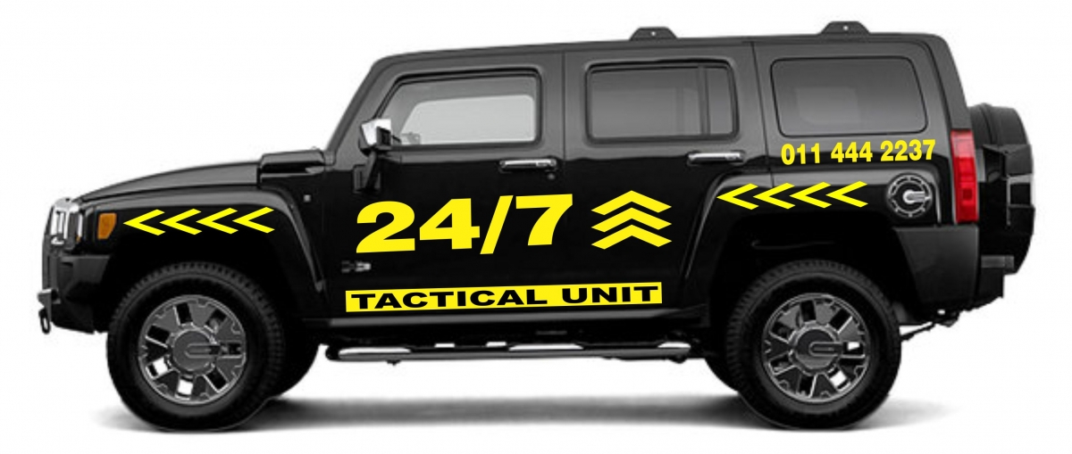 247 HUMMER (UNDER VEHICLE WRAPS)